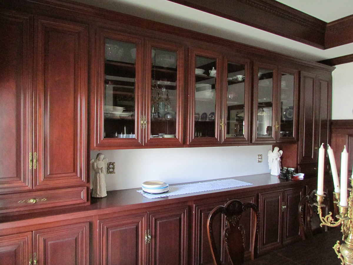 Dining room of Camarillo home view 2