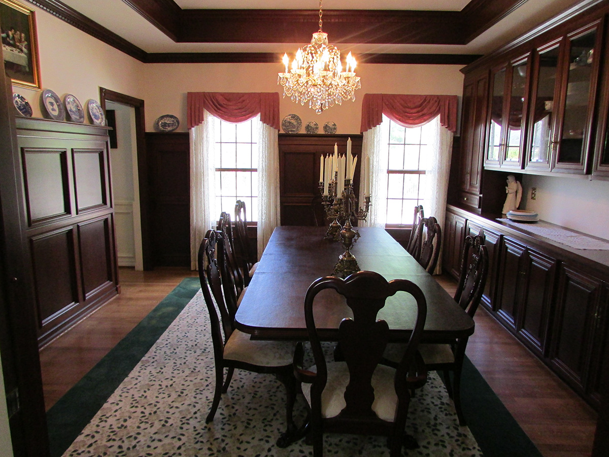 Dining room of Camarillo view 6